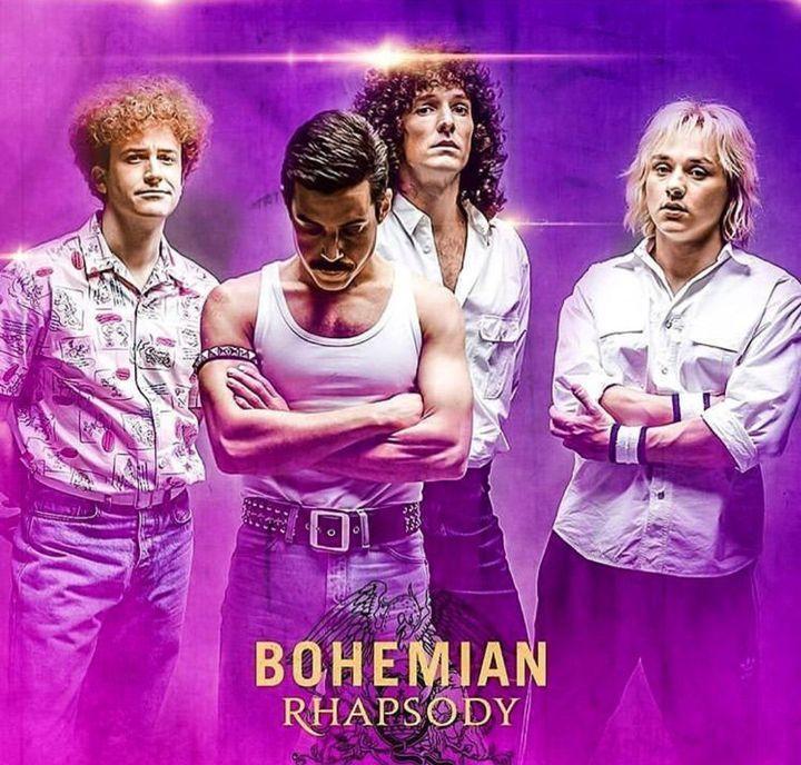 Queen Photos Bearded Brian Queen Movie Queen Photos Bohemian Rhapsody