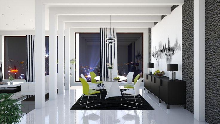 Roomstyler.com - dining room art