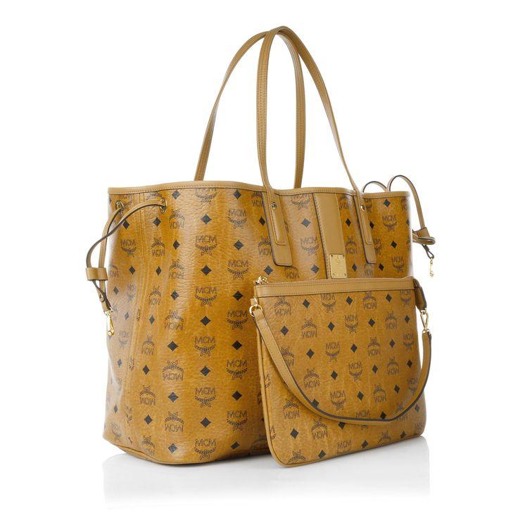 MCM Shopper Project Vintage Liz Reversible Large - 624€ - GOT IT