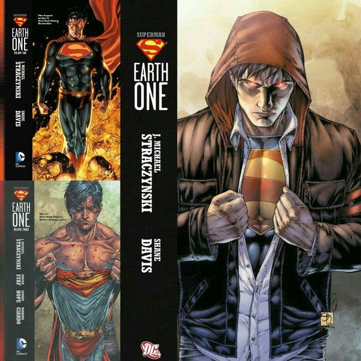 Superman - Earth One (digital comics)  https://www.dropbox.com/sh/qfeusilozvh044a/AABx3_HHsPFOCZSh8dNzoLzra?dl=0  P.R.U. Comics = Pride. Respect. Unity.