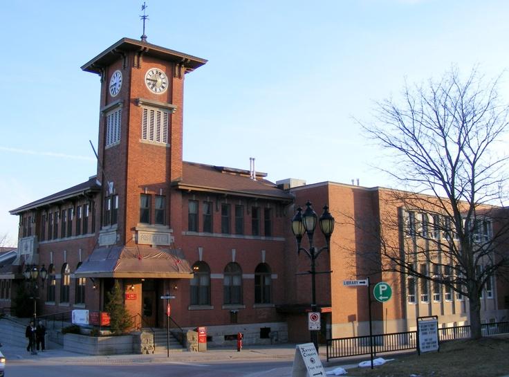 Clocktower Inn on Main Street Newmarket