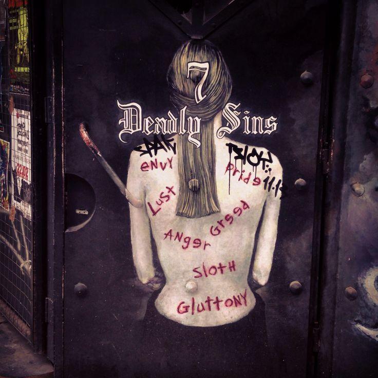 Seven Sins Club, Athens