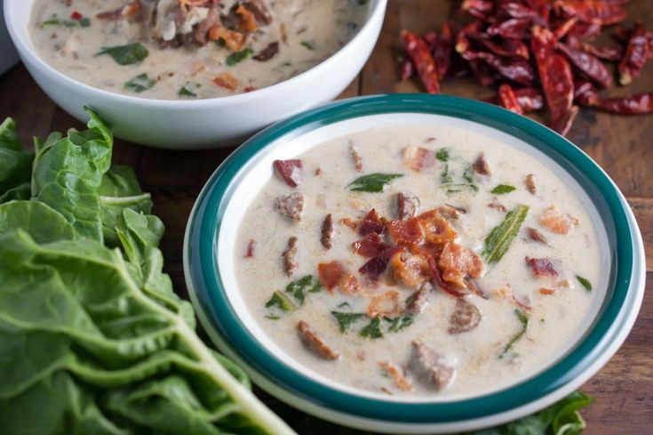 Spicy Italian sausage, fresh leaves, and potatoes cooked in a creamy broth topped with crumbled bacon. This is an easy, healthy and yummy One Pot Olive Garden Zuppa Toscana soup recipe. It has got right flavors on one plate. Inspired by Olive Garden special Zuppa Toscana soup. You'll just love this. This soup is my […]