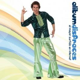 Disfraz de Chico Disco Verde - €16.50