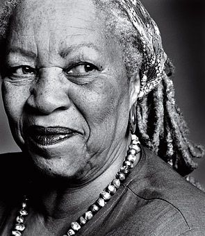 toni morrison- I wouldn't of read her work were it not on