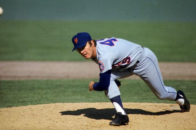 Tug McGraw, New York Mets