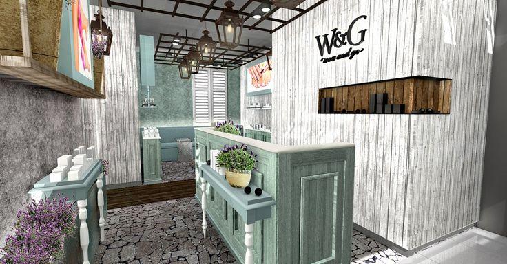 Wax & Go - Moscow | Reis Design