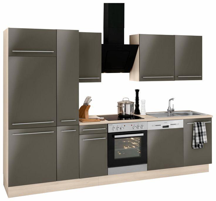 die besten 25+ küche schwarze geräte ideen auf pinterest ... - Küchen Ohne Einbaugeräte