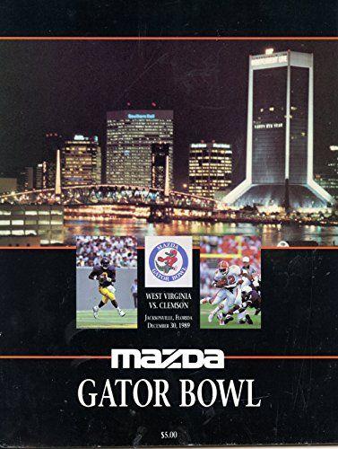 1989 Gator Bowl Clemson Tigers vs West Virgina Mountainee... https://www.amazon.com/dp/B01LYUN108/ref=cm_sw_r_pi_dp_x_EN8yybJZHVA0R