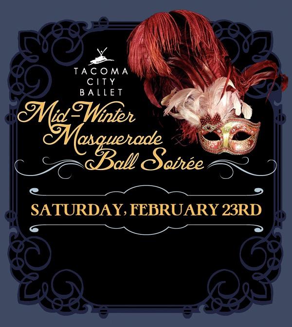 Masquerade Ball Prom Decorations: Mid-Winter Masquerade Ball Soirée February 23rd 7:30PM