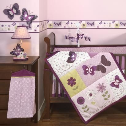 Bedtime Originals Provence Baby Crib Bedding Collection At SimplyBabyBedding