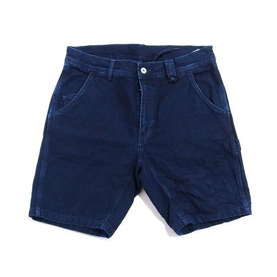 スノーピーク オカヤマオックスショーツ インディゴ snowpeak Okayama OX Shorts Indigo  アパレル - UTILITY outdoor select shop 通販