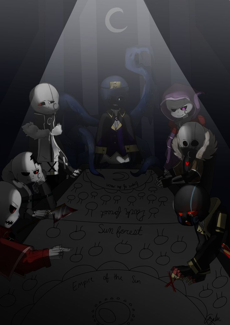 All Au Sans Undertale