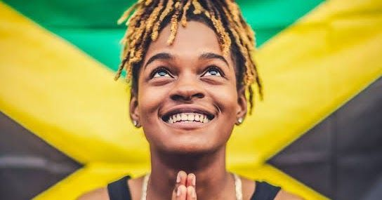 Popular Jamaican singer and rave of the moment Koffee who is