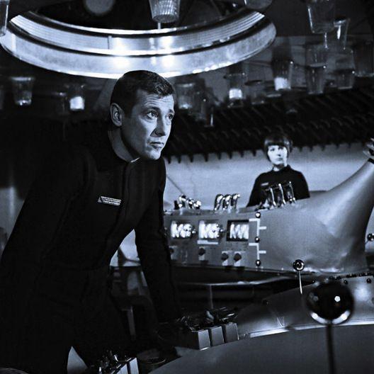 Raumpatrouille Orion - Rücksturz ins Kino: Science-Fiction-Film 2003 von Hans Gottschalk/Stephan Reichenberger mit Dietmar Schönherr/Charlotte Kerr/Eva Pflug. Auf DVD und Blu-Ray