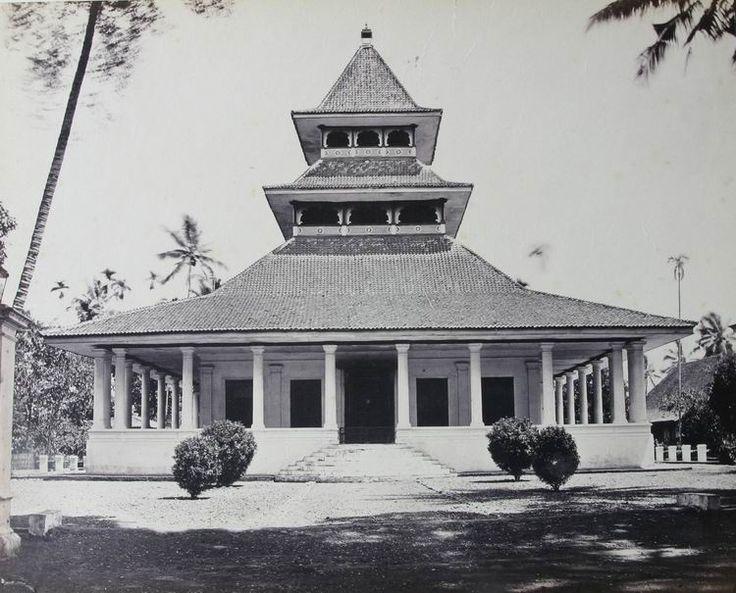 Moskee te Bandoeng