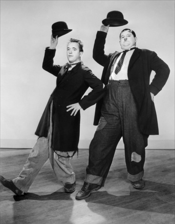 Laurel-et-Hardy-