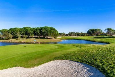 Golf Course Montado in Lisbon, Portugal - From Golf Escapes