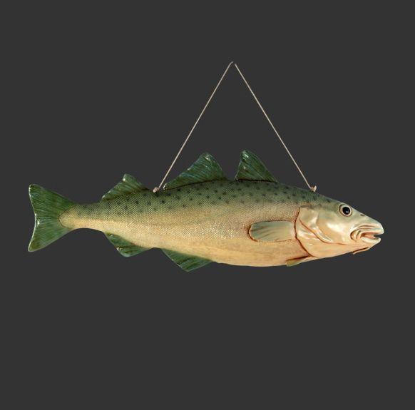 AFHAS Vissen - Fish Hanging Salmon - Zalm - Viswinkel Decoratie
