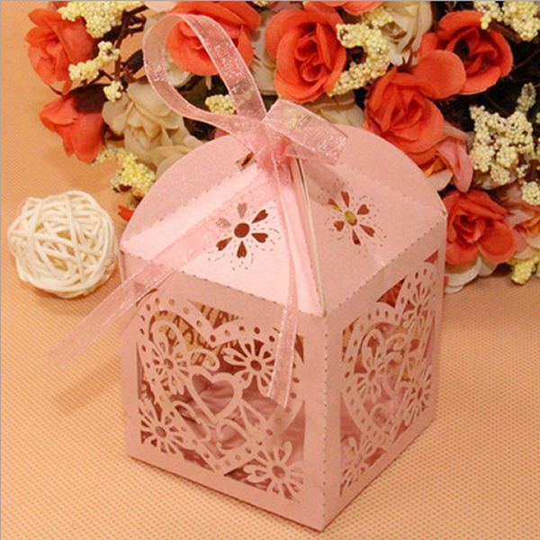 boîte ppour bonbon / Wedding Candy Box, Paper