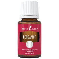 Bergamot essential oil has a light citrus aroma, which makes it a great oil to help you get going in the morning or refresh your kitchen before dinner. The peel of the yellow-green, orange-shaped fruit is cold pressed to create the pure Young Living...