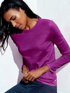 Victoria-039-s-Secret-long-Sleeved-T-Shirt-Top-M-12