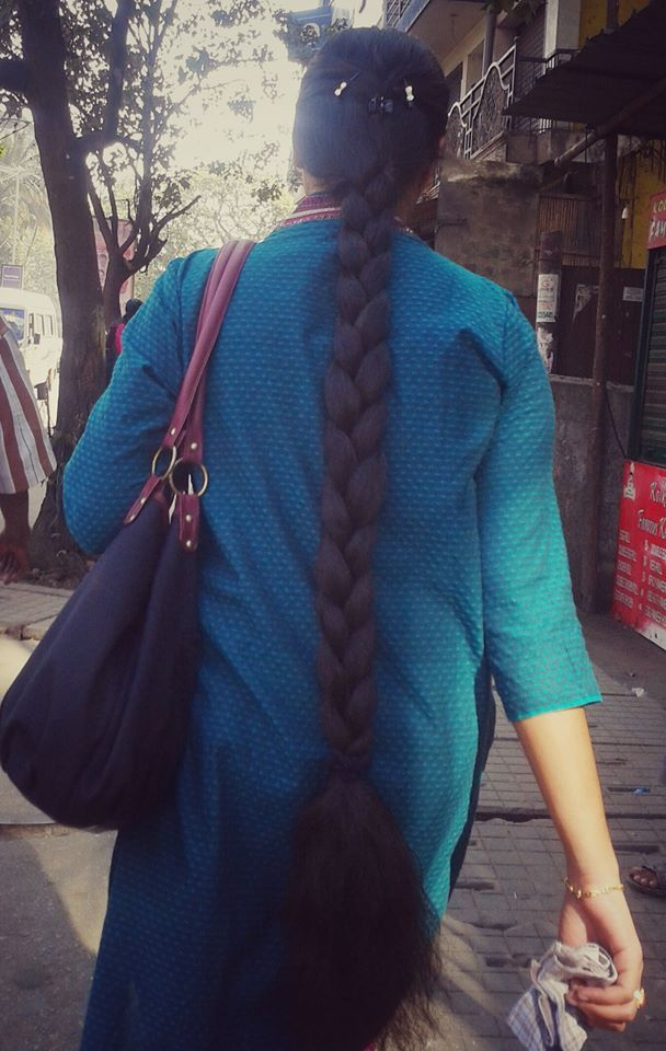 84 Best Images About Long Hair Braids Indian Streets On