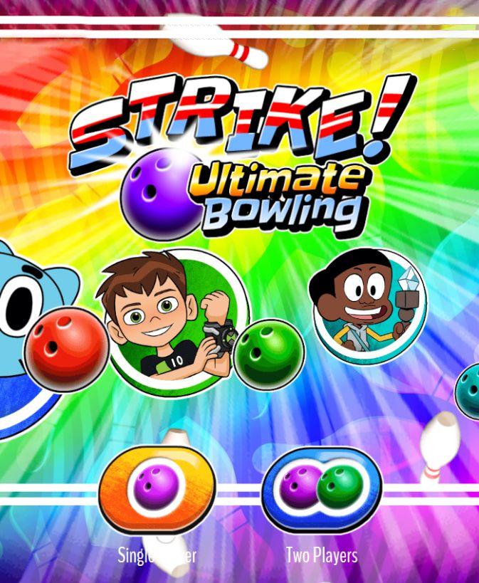 Strike Ultimate Bowling The Game Bowling Fun Bowling Bowling Games