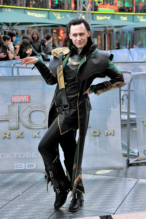 He may not be the king of Asgard, but he is the king of sass.