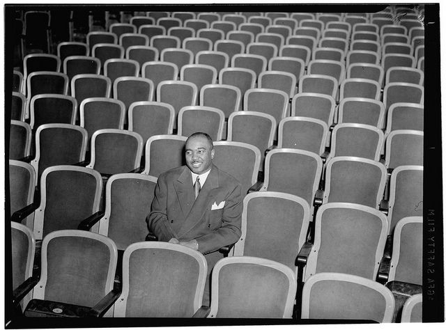 Lunceford [Portrait of Jimmie Lunceford, ca. early 1940s] (LOC) | Flickr - Photo Sharing!