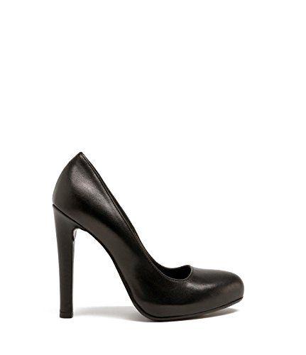 PoiLei Damen High Heels Pumps Cecilla Leder Italienisch schwarz - http://on-line-kaufen.de/poi-lei/poilei-damen-high-heels-pumps-cecilla-leder