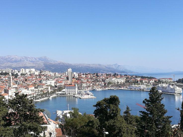 #Split 😍 #croatia ❤️