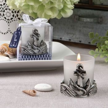 Magnificent Anchor Design Candle Votive