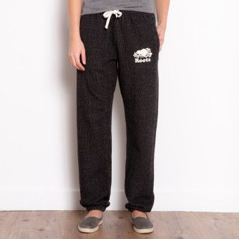 Pocket Original | Women's Bottoms Sweatpants | Roots