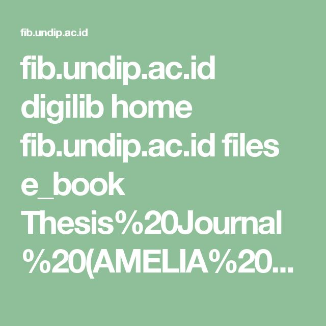 fib.undip.ac.id digilib home fib.undip.ac.id files e_book Thesis%20Journal%20(AMELIA%20-%2013020111150013).pdf