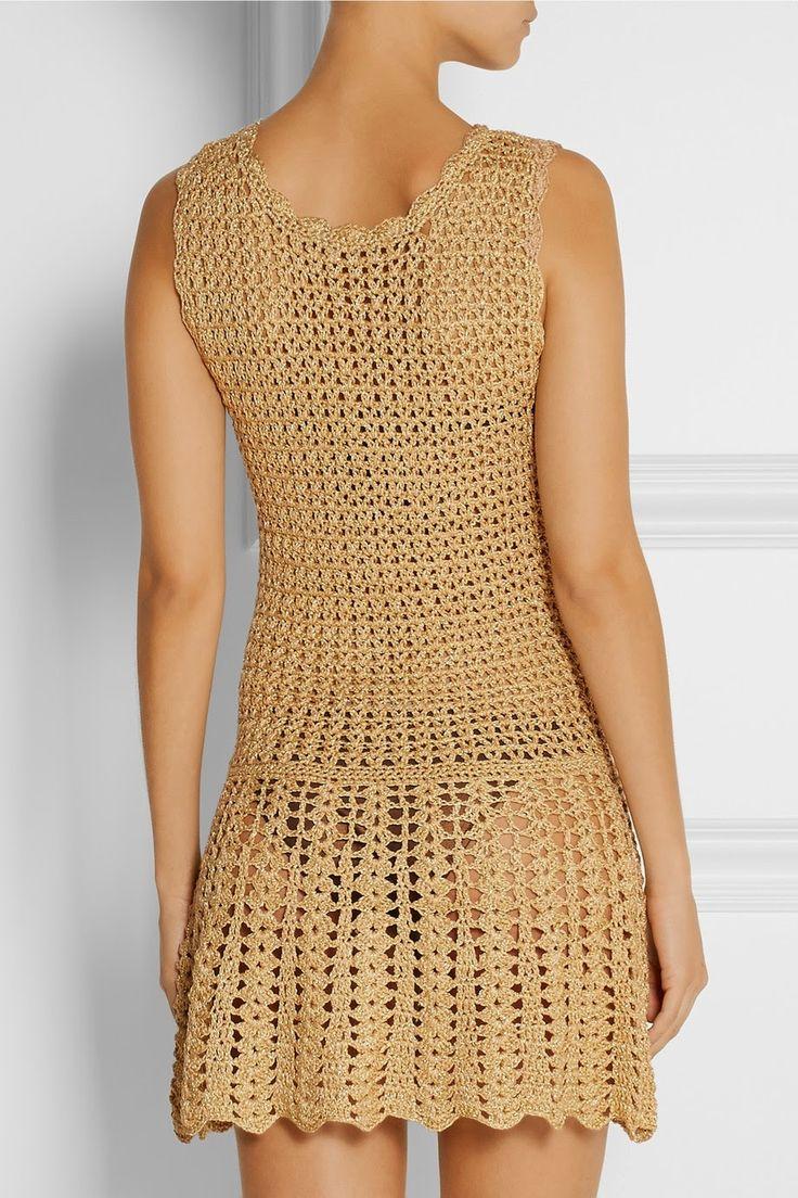 Crochetemoda: Outubro 2014