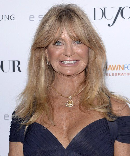 Goldie Hawn Now