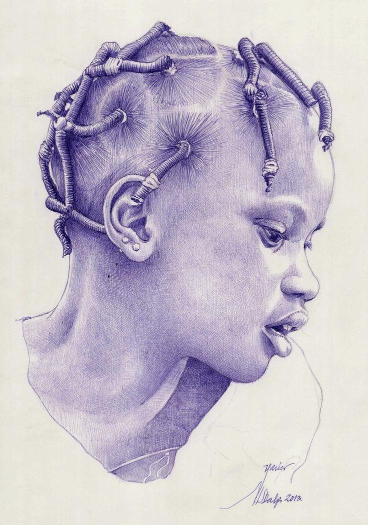 Ms de 25 ideas increbles sobre Dibujos con bolgrafos en