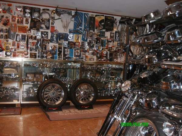 Robs Used Harley Parts