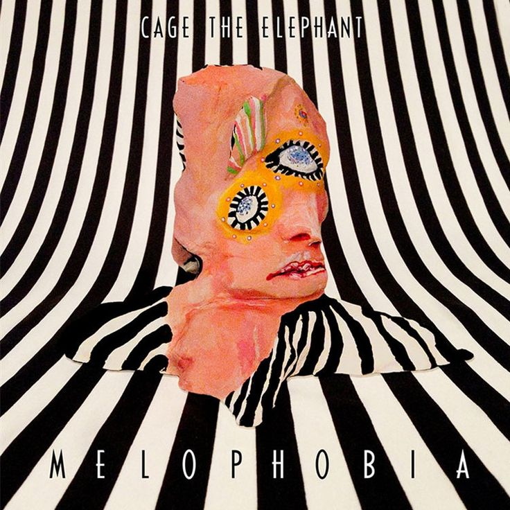 Cage The Elephant - Melophobia on LP   Download