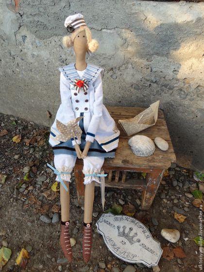 Куклы Тильды ручной работы. Ярмарка Мастеров - ручная работа кукла тильда ручной работы КУКОЛКА. Handmade.