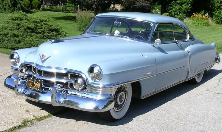 62 best images about 1950 1954 cadillac 39 s on pinterest sedans crests and cadillac eldorado. Black Bedroom Furniture Sets. Home Design Ideas