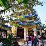 Pagoda in town Chau Doc. http://www.chaudoctravel.com/2013/03/chau-doc-pictures/