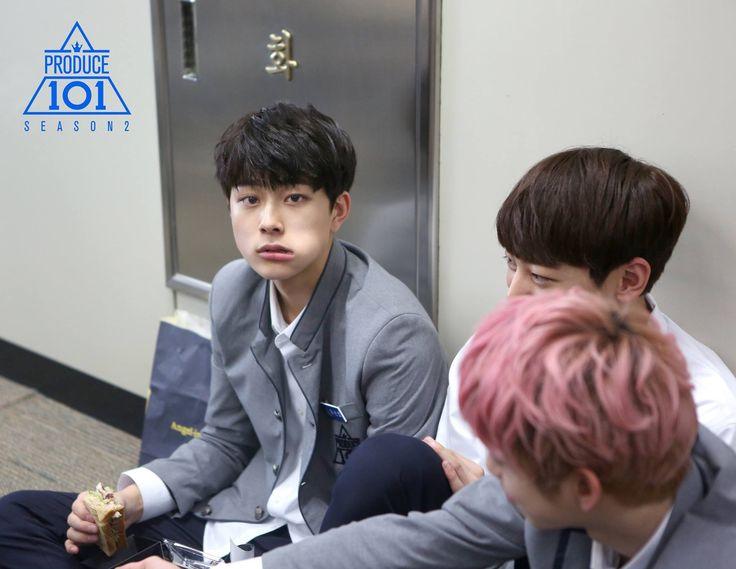 Yoo Seon Hoo-Produce 101 season 2 [He's really cute] #produce101season2 #yooseonhoo #produce101