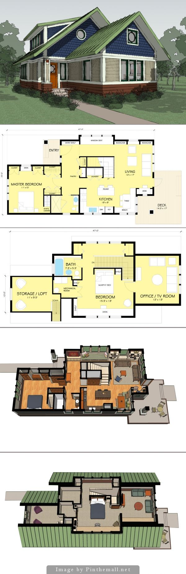 197 Best Images About My Future Not So Big House On Pinterest