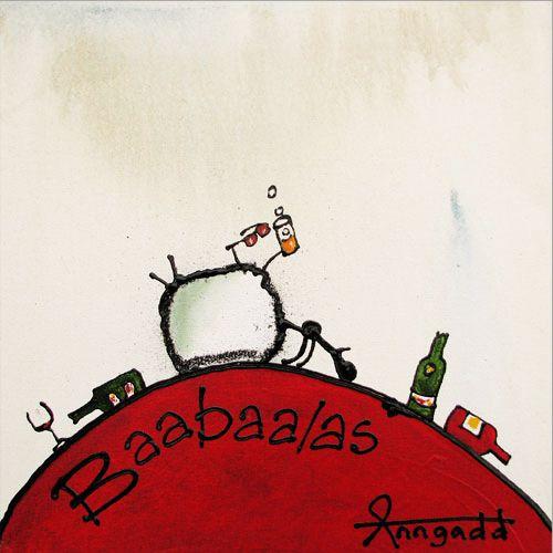 """Baabaalas"" by Ann Gadd"