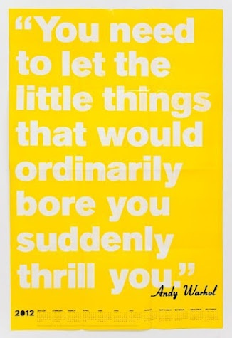 Be open, Andy Warhol