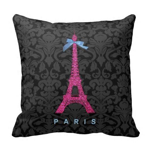 Paris Eiffel Tower Pillow 16 X 16: 16 Best Travel Themed Throw Pillows Images On Pinterest