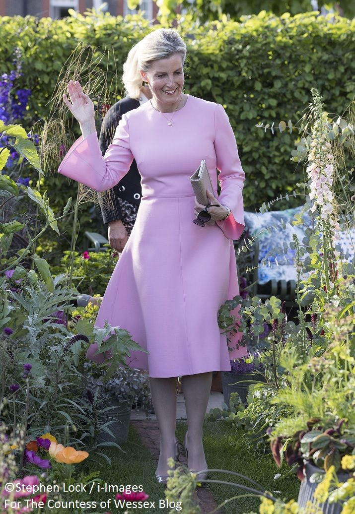 275 best prince and countess of wessex images on - Royal flower show ...